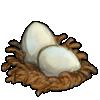 "<a href=""https://www.arcanezoo.com/world/items?name=Eggs"" class=""display-item"">Eggs</a>"